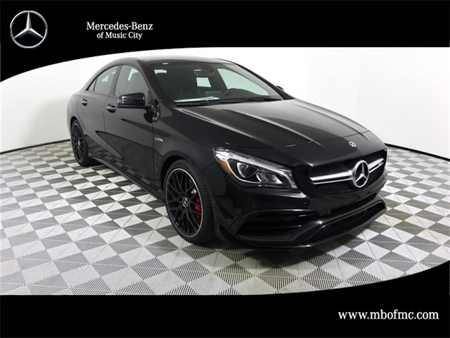 New 2019 Mercedes Benz Cla Amg Cla 45 Coupe Coupe In Nashville